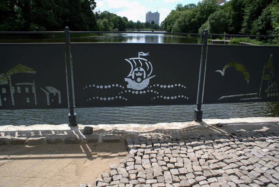 Мост через пруд Нижний хотят назвать Молодёжный