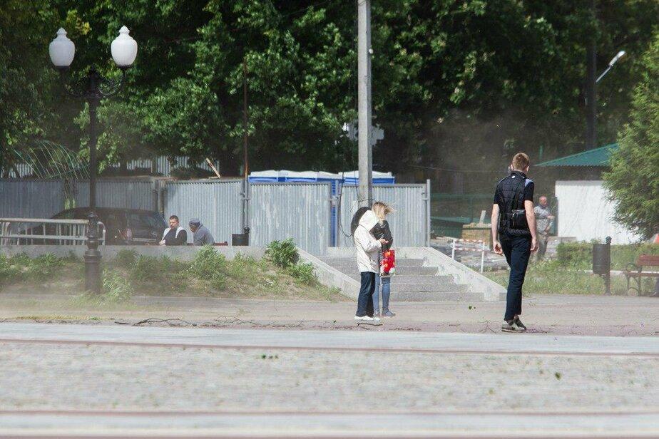 В пятницу в Калининградской области возможны грозы, град и шквалистый ветер
