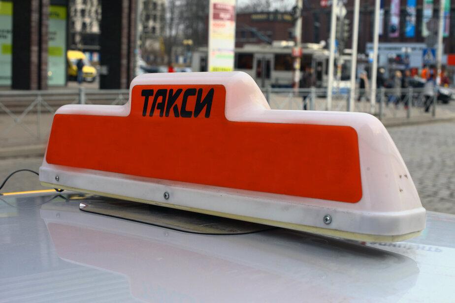 Ассоциация таксопарков: калининградские водители надеются во время ЧМ получать 100 евро за сторублёвую поездку