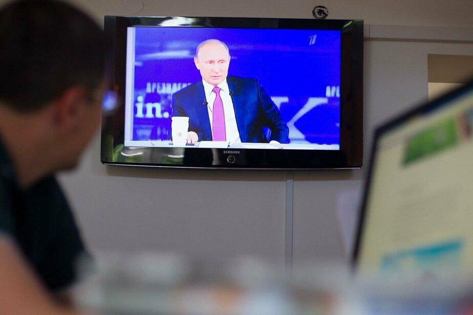 """Кремль назвал дату """"Прямой линии"""" с Владимиром Путиным"""