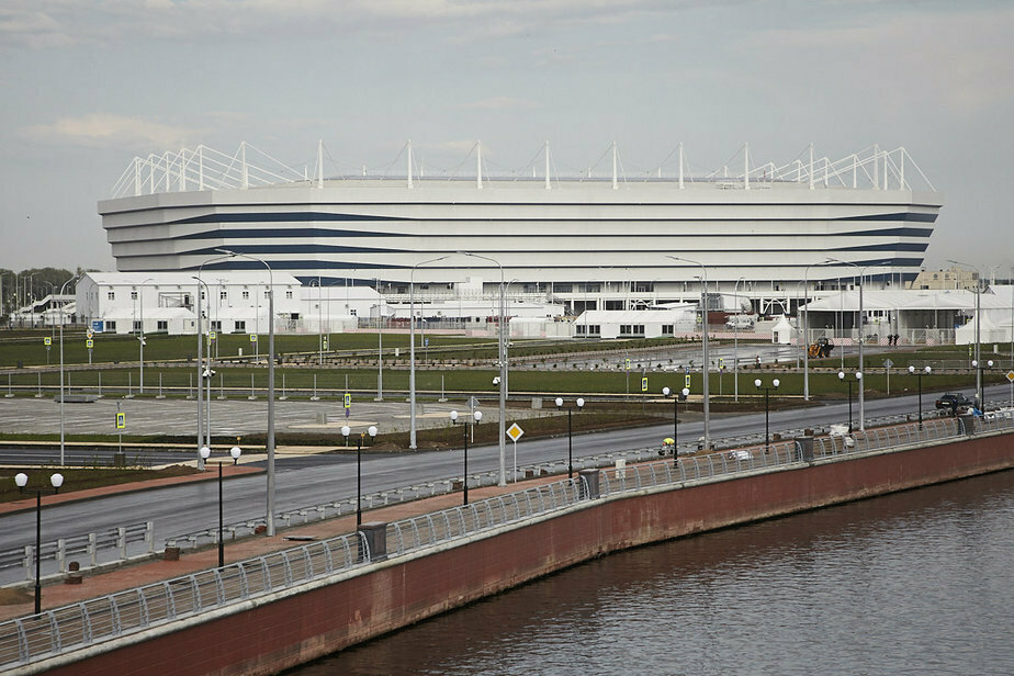 Fitch: российским регионам не хватит денег на содержание новых стадионов после ЧМ-2018