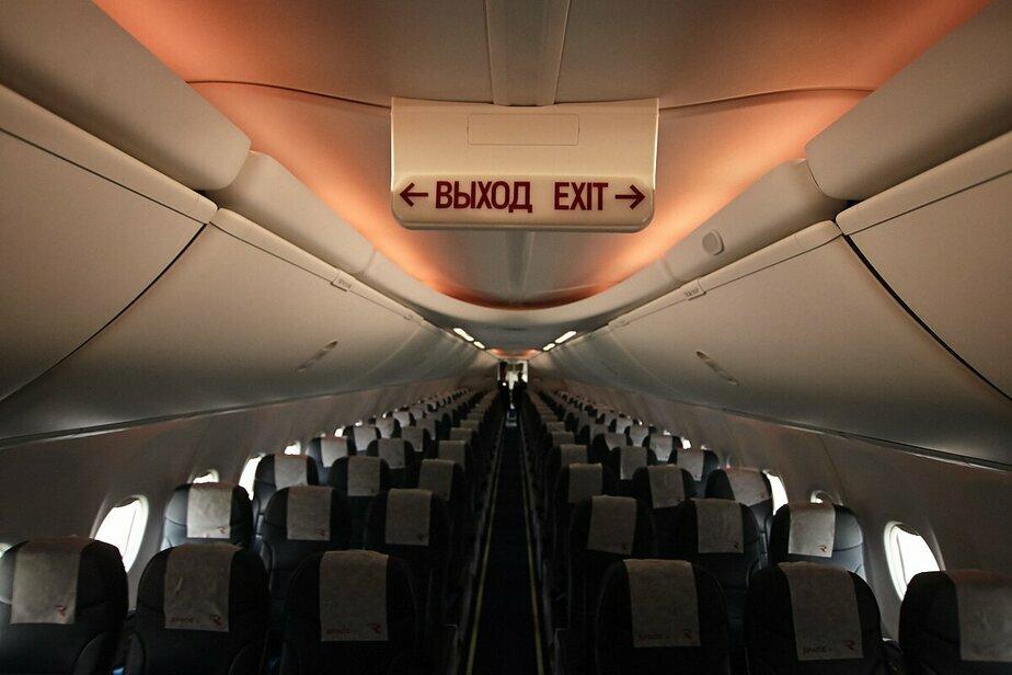 СМИ: во время полета в Ростов-на Дону у самолета сборной Саудовской Аравии загорелся двигатель