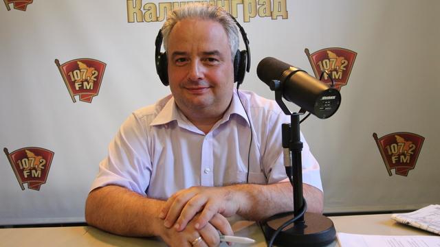 Глава комитета городского хозяйства Калининграда Игорь Билич: Люди в день матча спали часа четыре и убирали город теми же силами, что и обычно