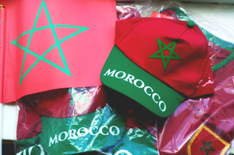 В Калининграде бесплатно раздадут майки и кепки с символикой Марокко