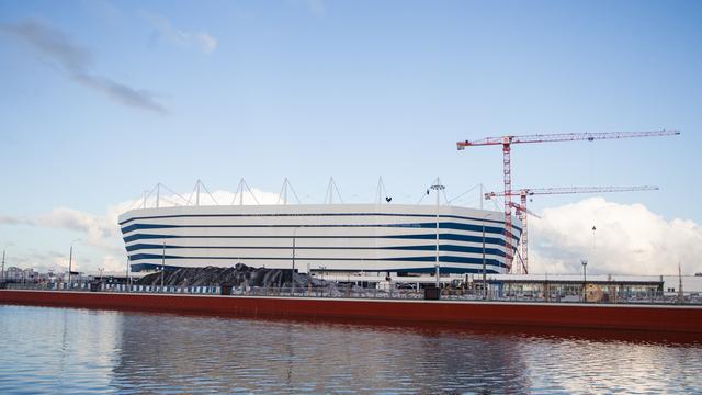 Суд продлил арест экс-министру Калининградской области по делу о хищениях при строительстве стадиона к ЧМ