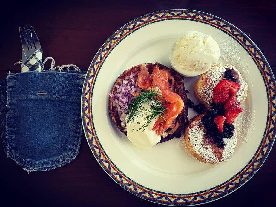 Ресторан в Хельсинки создал блюдо Trumputin к встрече президентов России и США