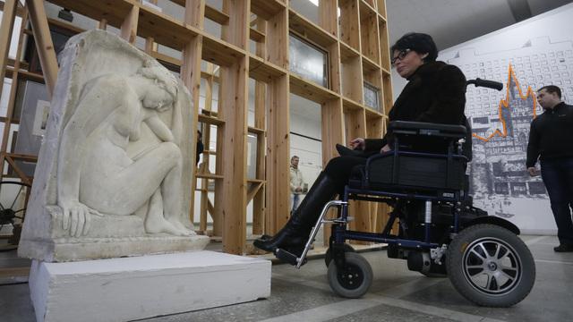 Калининградские инвалиды начали массированную