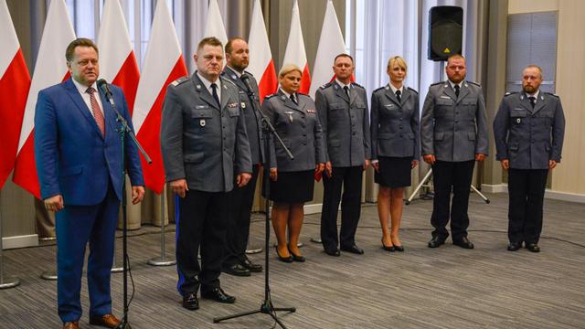 Министр внутренних дел РФ наградил польских полицейских за сотрудничество на ЧМ-2018