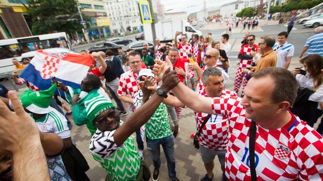 Avito: пик спроса на жильё во время ЧМ в Калининграде пришёлся на матч Хорватии и Нигерии