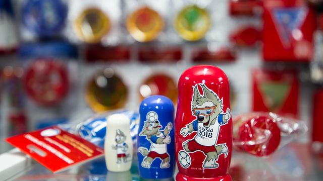 Avito: пик продаж сувениров с Забивакой в Калининграде пришёлся на день матча Россия — Хорватия