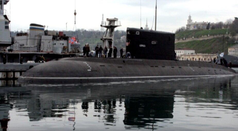 Балтфлот получит единственную в мире субмарину с водомётным движителем