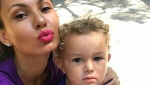 В Испании Инна Жиркова едва не утонула вместе с сыном