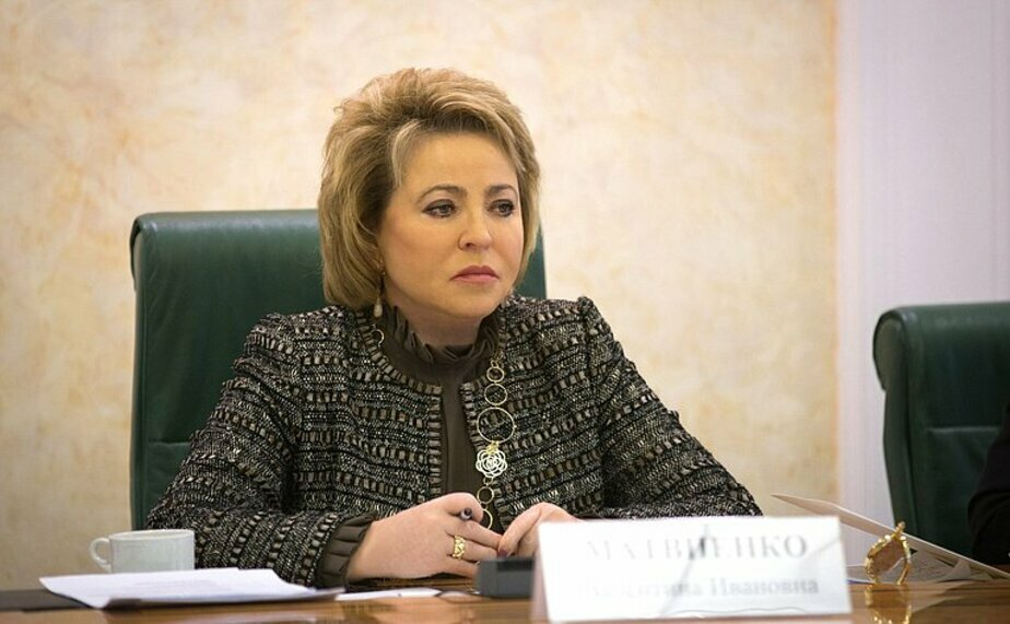 Валентина Матвиенко призвала сократить разницу в зарплатах мужчин и женщин