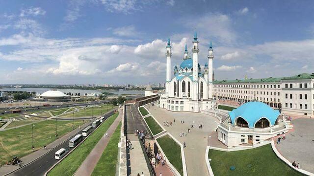 Калининград — Казань: как добраться, что посмотреть и чем элеш отличается от эчпочмака