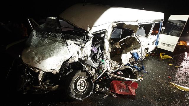 Семьи пяти погибших в ДТП под Гвардейском просят взыскать с виновника аварии по два миллиона рублей