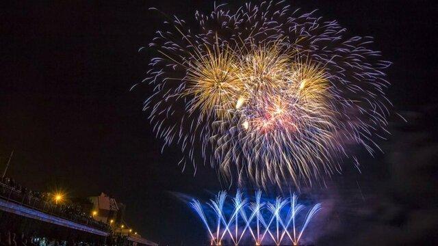 Мировой Чемпионат Фейерверков в Калининграде возглавил рейтинг лучших событий начала осени для туристов
