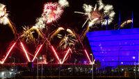 В заключительный день чемпионата фейерверков выступят команды Великобритании, Гонконга и России