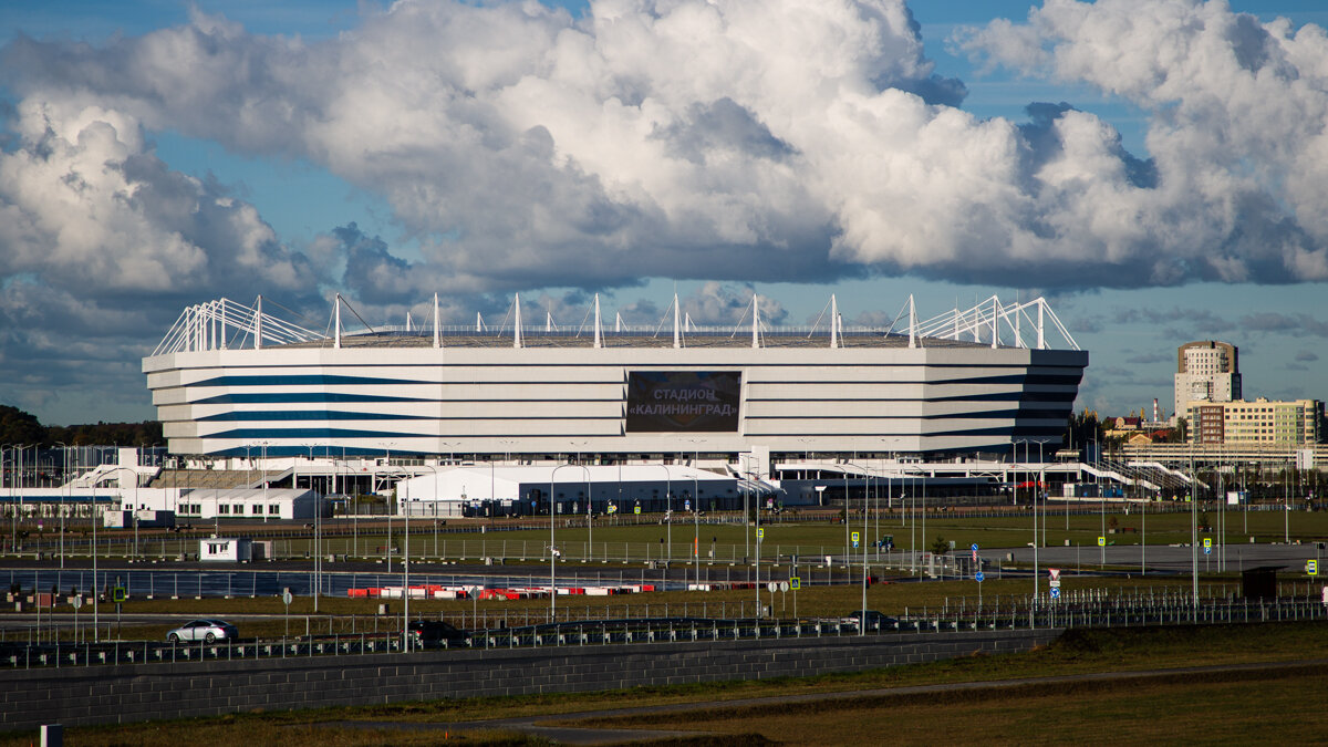 """Автор """"Лаборатории Кёнигсберг 13"""" назвал стадион на Острове лучшим местом для инопланетного контакта"""