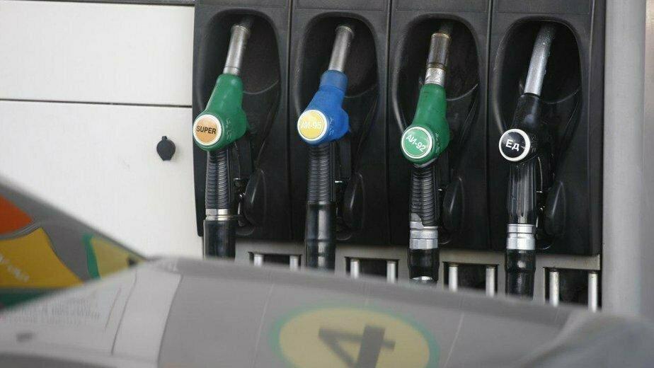 Счётная палата предупредила о возможном скачке цен на бензин в январе 2019 года