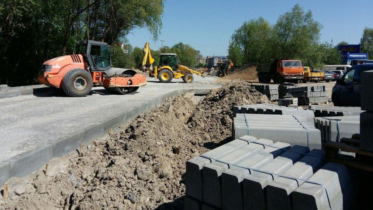 Петербургский подрядчик объяснил затянувшийся ремонт дорог в Калининграде