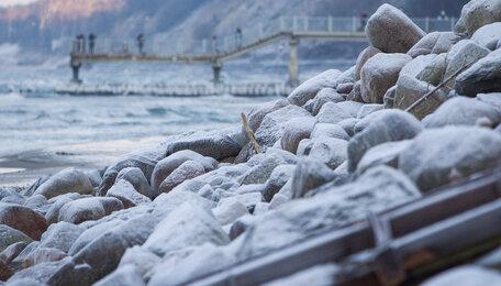 Синоптики: на этой неделе в Калининграде возможен небольшой снег