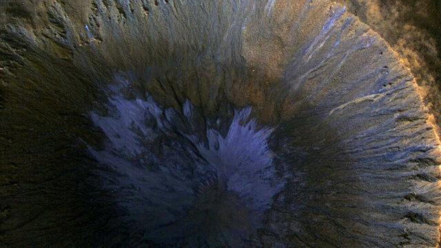 Американские учёные нашли новое доказательство существования жизни на Марсе
