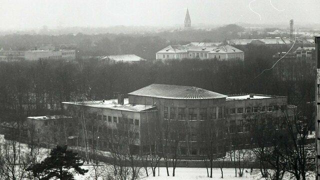 Камвал, или Почему голова Бисмарка не уехала в Москву: из истории неформальных районов Калининграда