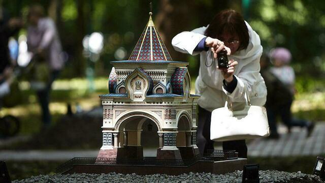 Apple заблокировал приложение парка миниатюр в Калининграде из-за крымского экспоната
