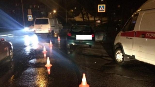 В Калининградской области за сутки сбили троих пешеходов