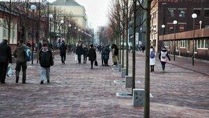 Как будет выглядеть ул. Баранова от Партизанской до Пролетарской после ремонта (фото)