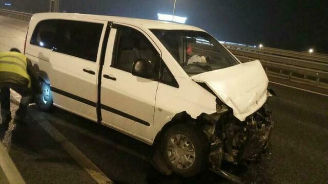 Шесть женщин пострадали в аварии на Южном обходе (фото)