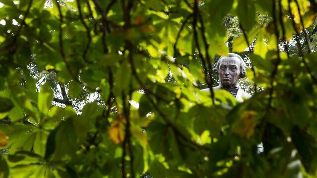 Копия на древнем постаменте: пять фактов о калининградском памятнике Канту
