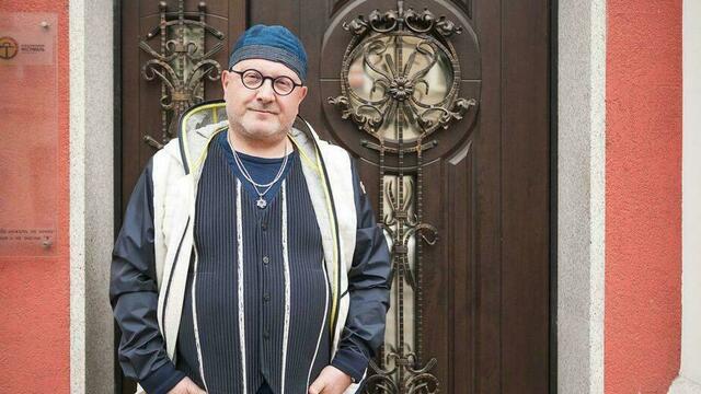 """Владимир Кацман стал лауреатом премии """"Скрипач на крыше"""""""