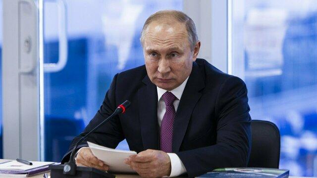 Послание Путина Федеральному собранию перенесли на следующий год