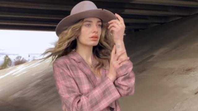 В Калининград приехала модель из рейтинга Victoria's Secret Соня Есьман