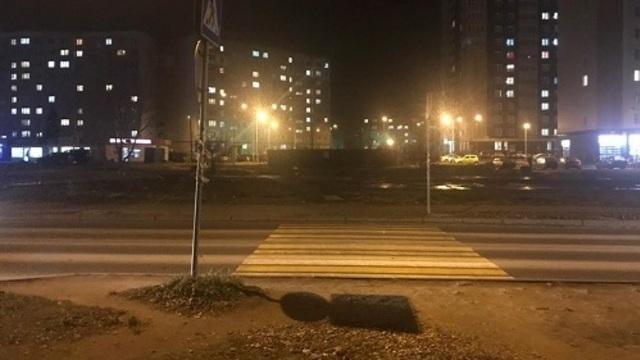 В Калининграде водитель сбил школьницу, а потом отвёз её в школу