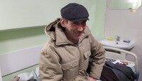 В Калининграде просят помочь мужчине, лишившемуся ног из-за обморожения