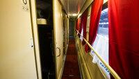 На 25 и 26 декабря назначили дополнительные поезда Адлер — Калининград