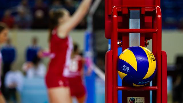 Волейболистки калининградского