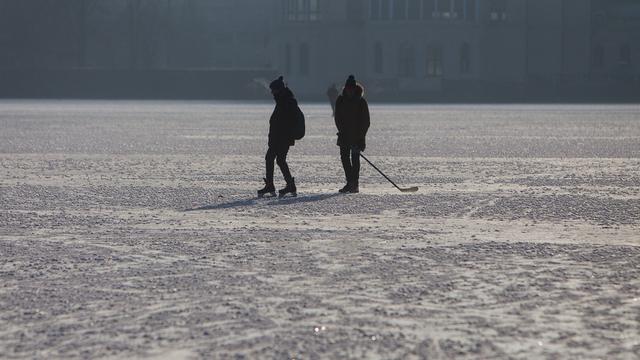 Где в Калининграде покататься на коньках (карта)