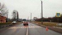 В Гурьевском районе Daewoo сбил 11-летнего мальчика (фото)