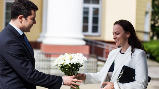 Калининградский губернатор Антон Алиханов стал многодетным отцом