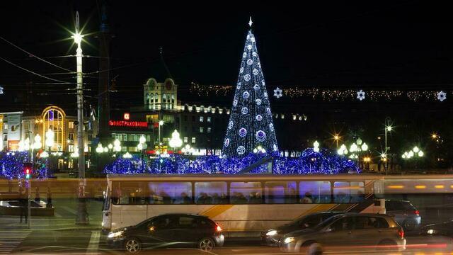 Мэрия опубликовала программу мероприятий на площади Победы 1 января