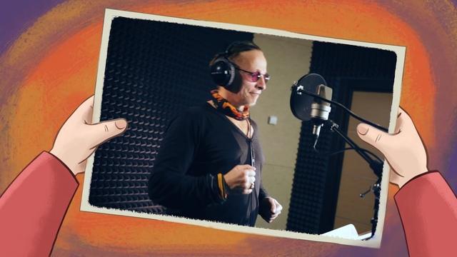Сукачёв и Охлобыстин перепели песню