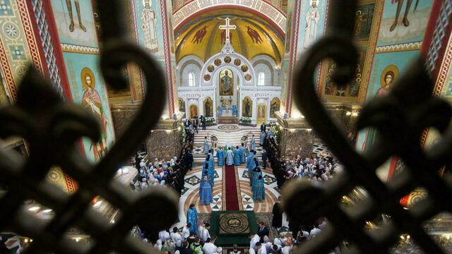 Калининградская епархия опубликовала график богослужений на Рождество