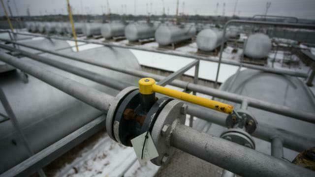 Глава Газпрома: Для нужд Калининграда в Ленинградской области строят завод по сжижению газа