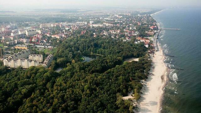 В Зеленоградске построят центр водных видов спорта