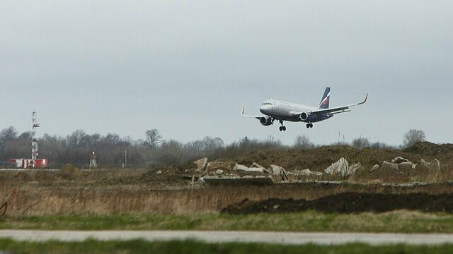 В аэропорту Храброво установят новую систему воздушного наблюдения