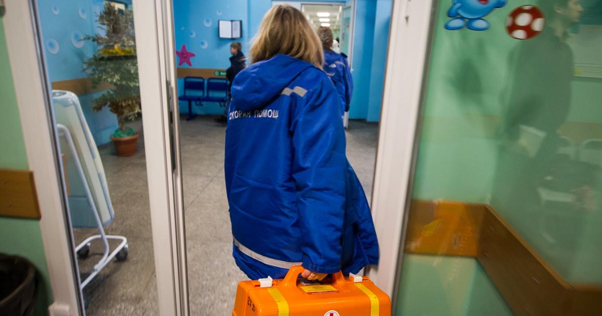 В Балтийске трёхлетняя девочка попала в больницу после нападения бездомной собаки