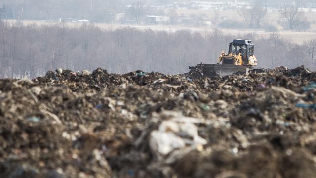 """Власти: """"мусорная реформа"""" исключила серые схемы вывоза отходов в регионе"""